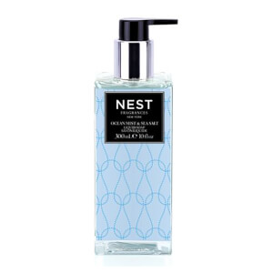 NEST Fragrances Ocean Mist and Sea Salt Liquid Soap 10 fl. oz