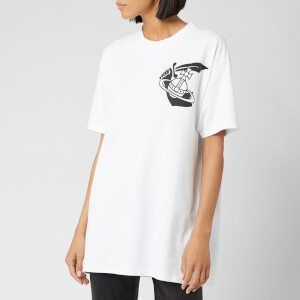 Vivienne Westwood Anglomania Women's New Boxy T-Shirt - White