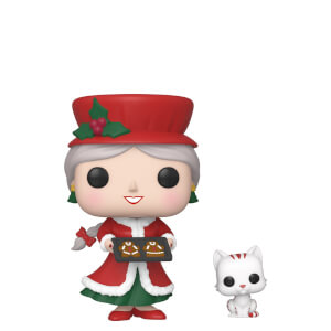 Pop! Holiday Mrs. Claus Funko Pop! Vinyl
