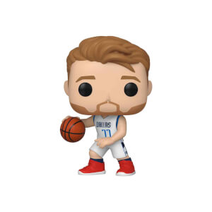 NBA Dallas Mavericks Luka Doncic Funko Pop! Vinyl