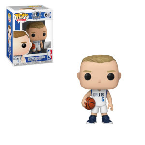 Figurine Pop! Kristaps Prozingis - NBA Dallas Mavericks