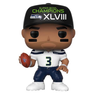 Figura Funko Pop! - Russell Wilson - NFL Seahawks