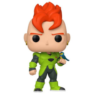 Dragon Ball Z - Android 16 Pop! Vinyl Figur