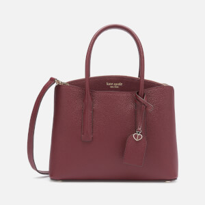 Kate Spade New York Women's Margaux Medium Satchel - Cherrywood