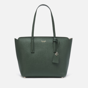 Kate Spade New York Women's Margaux Medium Tote Bag - Deep Evergreen