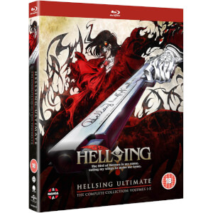 Hellsing Ultimate - Volume 1-10 Complete Collection