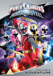 Power Rangers Ninja Steel: Adventure (Volume 5) Episodes 17-20 & Christmas