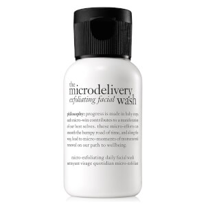 philosophy Microdelivery Exfoliating Face Wash Sample 7ml (Free Gift)