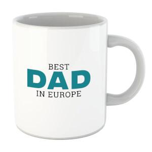 Best Dad In Europe Mug