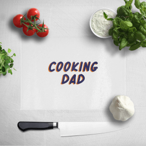 Cooking Dad Chopping Board