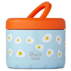 S'nack by S'well Over Easy Eggs Food Container - 24oz