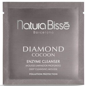 Natura Bissé Diamond Cocoon Enzyme Cleanser Sample 4ml (Free Gift)