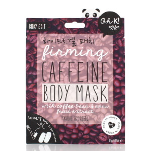 Oh K! Caffeine Firming Targeted Patch Mask 14g