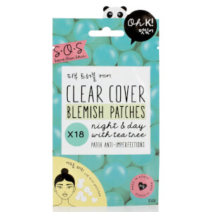 Oh K! SOS Clarifying Blemish Patches (18 Patches)