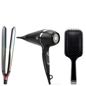 ghd Festival Platinum Styling Collection with Paddle Brush