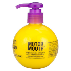 TIGI Bed Head Motor Mouth Mega Volumiser 240ml