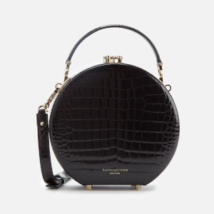 Aspinal of London Women's Mini Hat Box Bag - Black