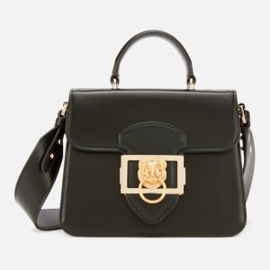 Aspinal of London Women's Lansdowne Small Bag - Evergreen