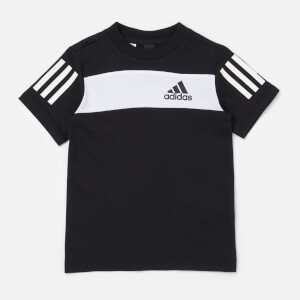 adidas Boys' Young Boys Sid T-Shirt - Black
