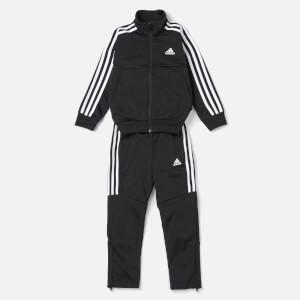 adidas Boys' Young Boys Tiro Tracksuit - Black