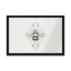 Bee Confident Entrance Mat