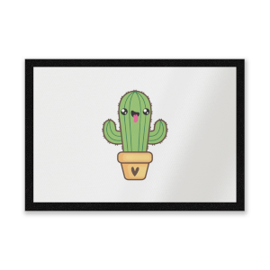 Cactus Love Entrance Mat