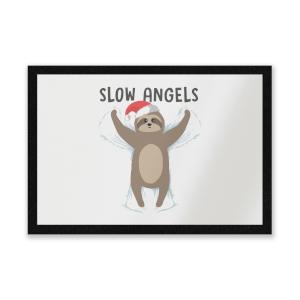 Slow Angels Entrance Mat