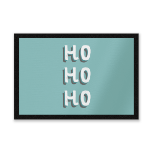 Ho Ho Ho Entrance Mat