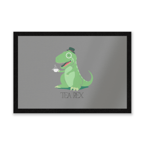 Tea Rex Entrance Mat