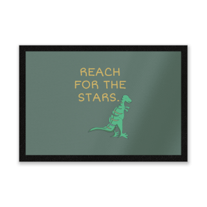Reach For The Stars Entrance Mat