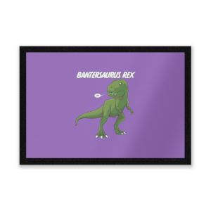 Bantersaurus Entrance Mat
