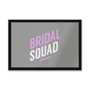 Bridal Squad Entrance Mat