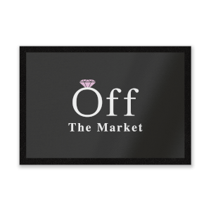 Off The Market Entrance Mat