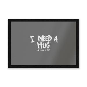 I Want A Hug Entrance Mat