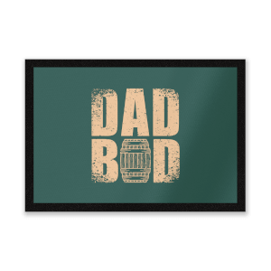 Dad Bod Entrance Mat
