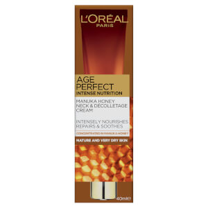 L'Oréal Paris Age Perfect Intense Nutrition Neck & Décolletage Cream 40ml