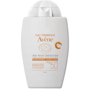 Avène Mineral Sunscreen Fluid SPF 50+ 1.3 fl. oz