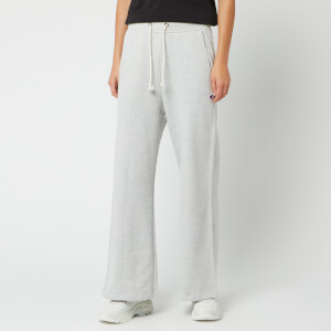 Champion Women's Wide Leg Trousers - Grey Marl