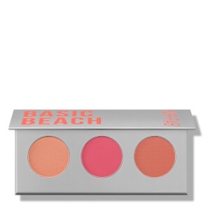 NIP+FAB Blusher Palette - Basic Beach 01 12g