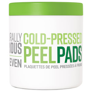 Naturally Serious Get Even Cold-Pressed Peel Pads (60 Pads)