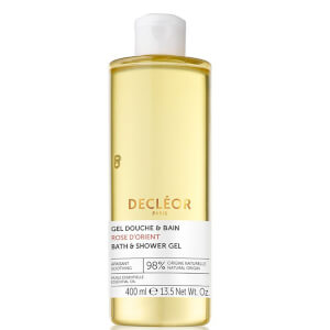 DECLÉOR Luxury Size Rose Shower Gel 400ml