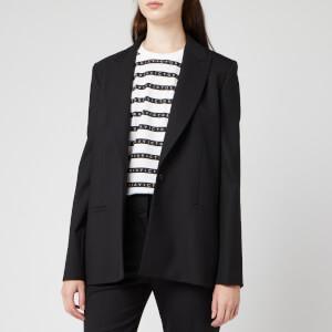 Victoria, Victoria Beckham Women's Slim Jacket - Black