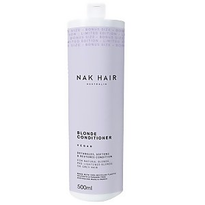 NAK Blonde Conditioner 500ml