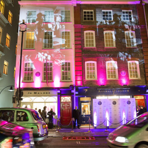 Visit to Handel and Hendrix House, London for Two