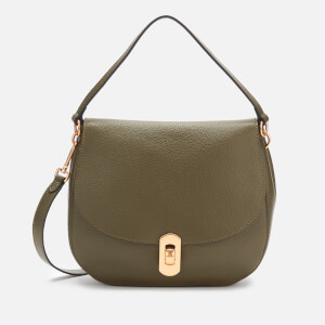 Coccinelle Women's Zaniah Hobo Bag - Evergreen