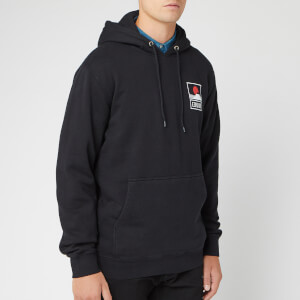Edwin Men's Sunset On Mt. Fuji Hoodie Sweat - Black