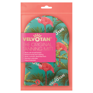 Velvotan Self Tan Applicator Original Body Mitt - Flamingo