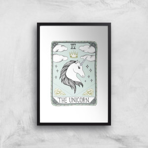 The Unicorn Art Print