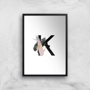 K Art Print
