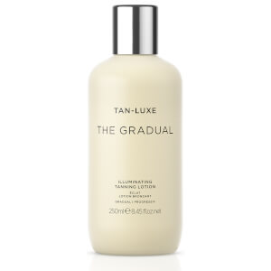 Tan-Luxe The Gradual Illuminating Tanning Lotion 250ml - Light